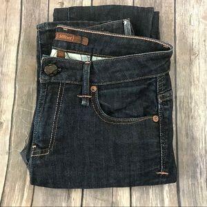Deener Jeans High Waist Cigarette Carbon 26 x 34